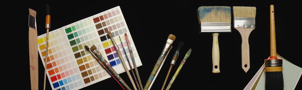 Farbtechnik und Raumgestaltung